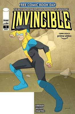 Invincible #1 Free Comic Book Day