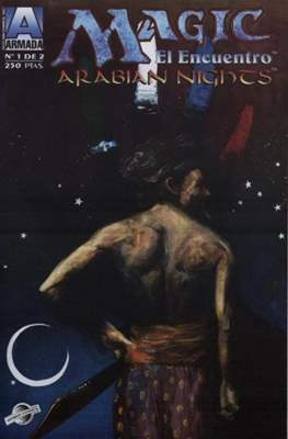 Magic El Encuentro: Arabian Nights (Grapa) #1