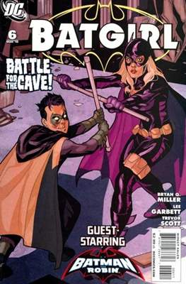 Batgirl Vol. 3 (2009-2011) (Comic Book) #6