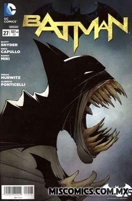 Batman (2012-2017) (Grapa) #27