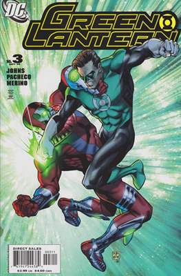 Green Lantern Vol. 4 (2005-2011) #3