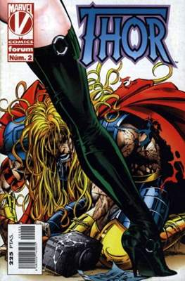 Thor Vol. 2 (1996-1997) (Grapa 24 pp) #2