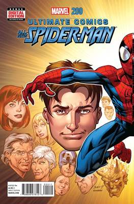 Ultimate Spider-Man (2000-2009; 2011) (Comic-Book) #200