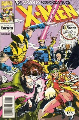 Las nuevas aventuras de los X-Men