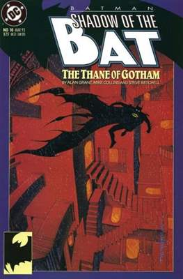 Batman: Shadow of the Bat (Comic book) #10