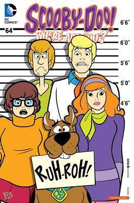 Scooby-Doo! Where Are You? (Comic Book) #64