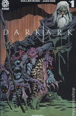 Dark Ark (2017-2019 Variant Cover) #1.2
