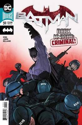 Batman Vol. 3 (2016-) (Comic-book) #59