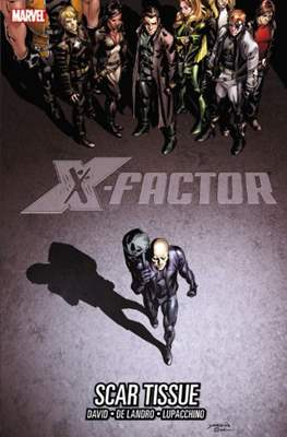 X-Factor Vol 3 (Hardcover) #12
