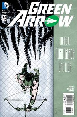 Green Arrow vol. 5 (2011-2016) (Comic Book) #43