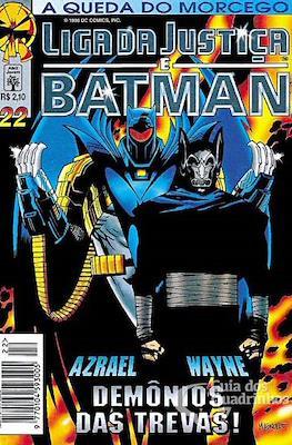 Liga da Justiça e Batman (Grapa) #22