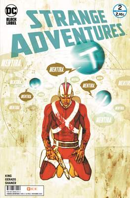 Strange Adventures (2020-) (Grapa) #2