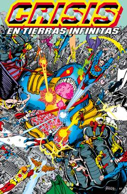 Crisis en Tierras Infinitas XP (Cartoné 480-520 pp) #5