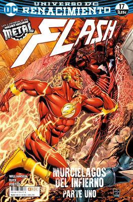 Flash. Nuevo Universo DC / Renacimiento (Rústica / Grapa.) #31/17