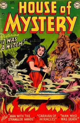 The House of Mystery #5