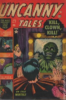 Uncanny Tales #7