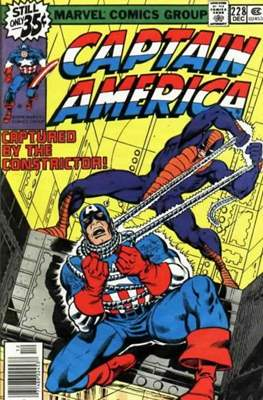 Captain America Vol. 1 (1968-1996) (Comic Book) #228