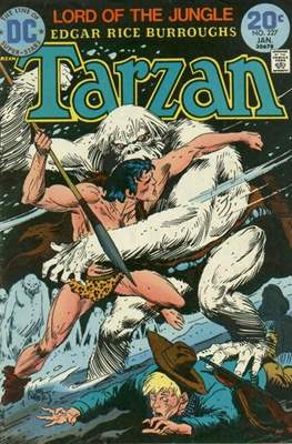 Tarzan (Comic-book) #227