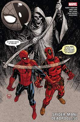 Spider-Man / Deadpool (Comic Book) #50