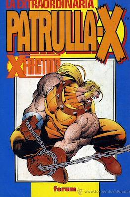 La extraordinaria Patrulla-X y X-Factor