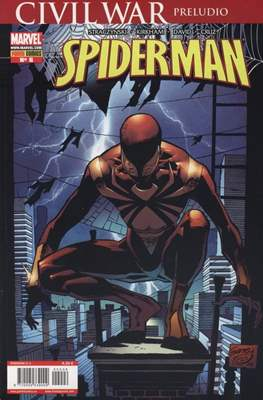 Spiderman Vol. 7 / Spiderman Superior / El Asombroso Spiderman (2006-) #6