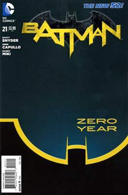 Batman Vol. 2 (2011-2016) (Comic Book) #21