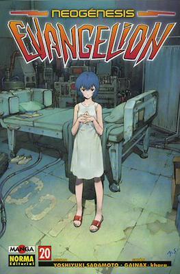 Neogénesis Evangelion (Prestigio) #20