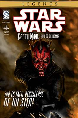 Darth Maul: Hijo de Dathomir