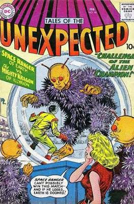 Tales of the Unexpected (1956-1968) (Comic Book) #46