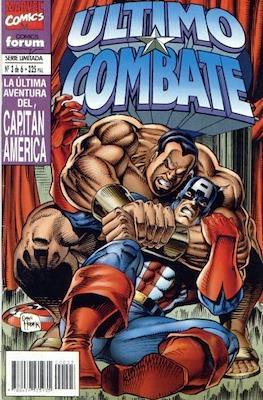 Capitán América: Último combate (1995) (Grapa 48 pp) #3