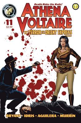 Athena Voltaire (Comic Book) #11