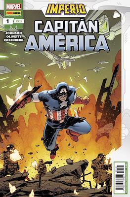 Imperio: Capitán América (2020) #1