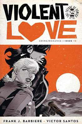 Violent Love (Comic-book) #10