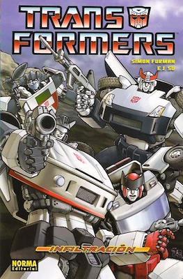 Transformers. Infiltración