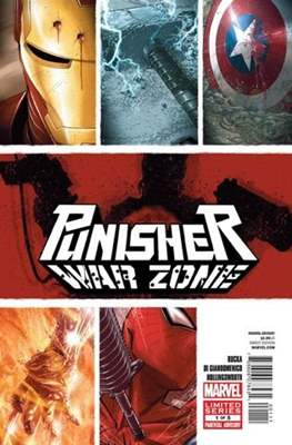 Punisher War Zone Vol. 3 #1