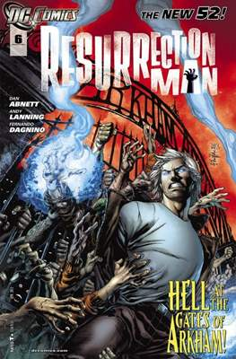 Resurrection Man vol. 2 (2011-2012) (Comic-Book) #6