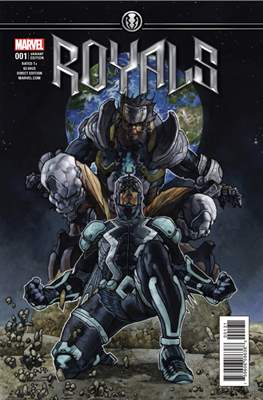 Royals (Variant Covers) #1.2