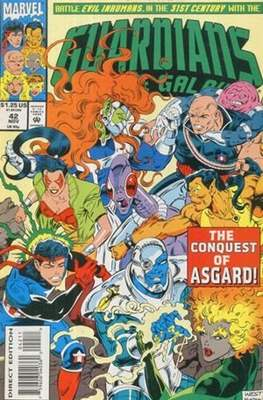 Guardians of the Galaxy Vol 1 (Comic Book) #42