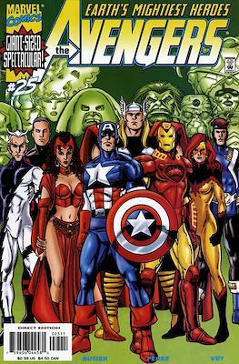 The Avengers Vol. 3 (1998-2004) (Comic-Book) #25