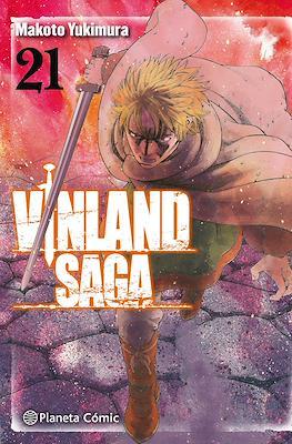 Vinland Saga (Rústica con sobrecubierta) #21