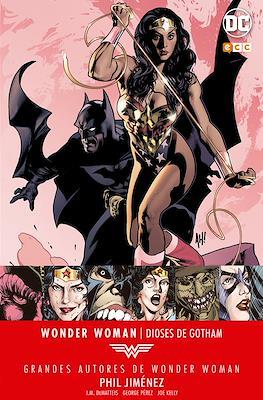 Grandes Autores de Wonder Woman: Phil Jiménez (Cartoné, 176-288 pp) #1