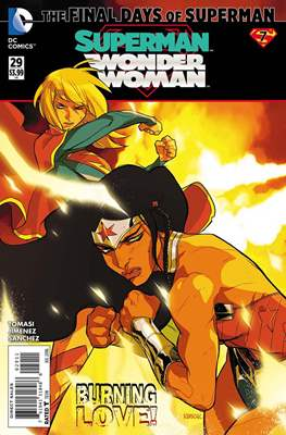 Superman / Wonder Woman (2013-2016) (Comic Book) #29