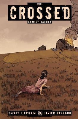 Crossed: Family Values (Comic Book) #4