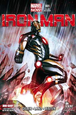 Iron Man (Marvel Now)
