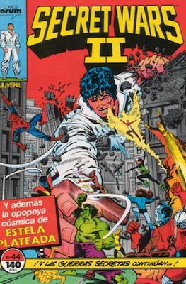 Secret Wars (1985-1987) (Grapa 32 pp) #44
