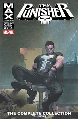 The Punisher MAX: The Complete Collection #6
