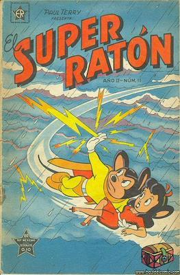 El Super Ratón (Grapa) #11