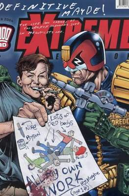2000 AD Extreme Edition #2