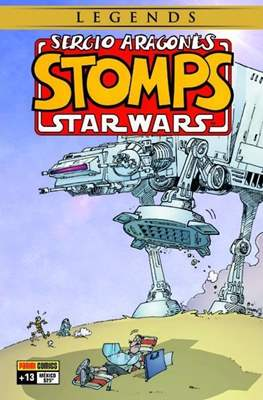 Stomps Star Wars