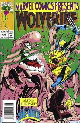 Marvel Comics Presents Vol. 1 (1988-1995) (Comic-Book) #126